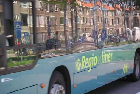 Geen R-net Voor Bus 82 IJmuiden Aan Zee-Amsterdam